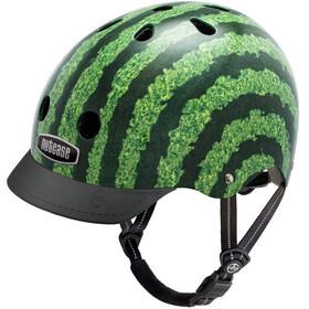 Nutcase Street casco per bici verde
